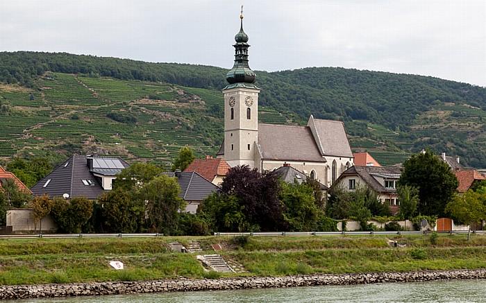 Loiben Wachau: Kirche Unterloiben