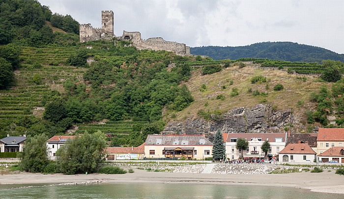 Spitz Wachau: Ruine Hinterhaus