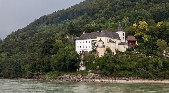 Schönbühel-Aggsbach Wachau: Ehem. Servitenkloster Schönbühel