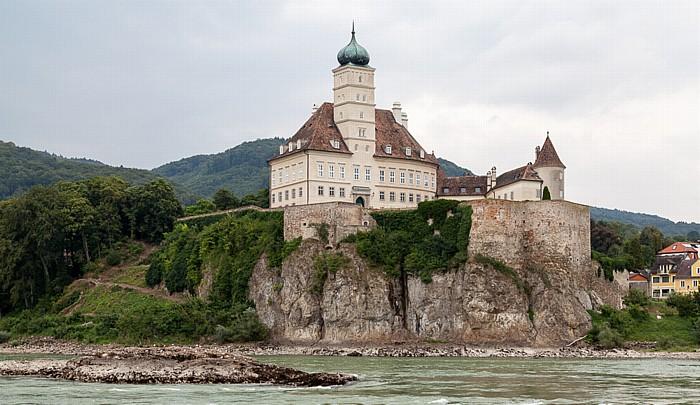 Schönbühel-Aggsbach Wachau: Schloss Schönbühel