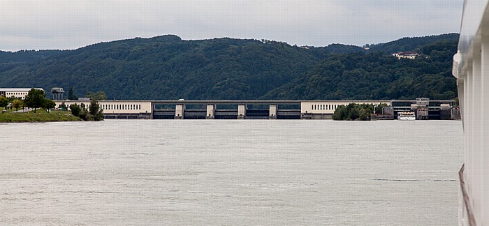 Ybbs an der Donau Donau, Kraftwerk Ybbs-Persenbeug