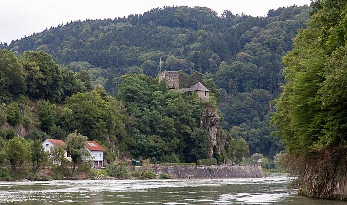 St. Nikola an der Donau Struden: Burg Werfenstein