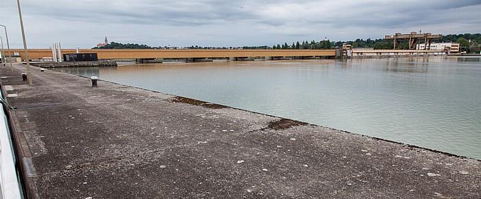 Donau, Kraftwerk Wallsee-Mitterkirchen