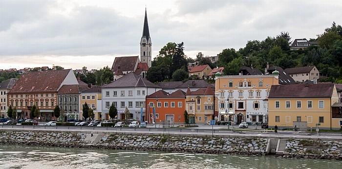Mauthausen Donau, Altstadt