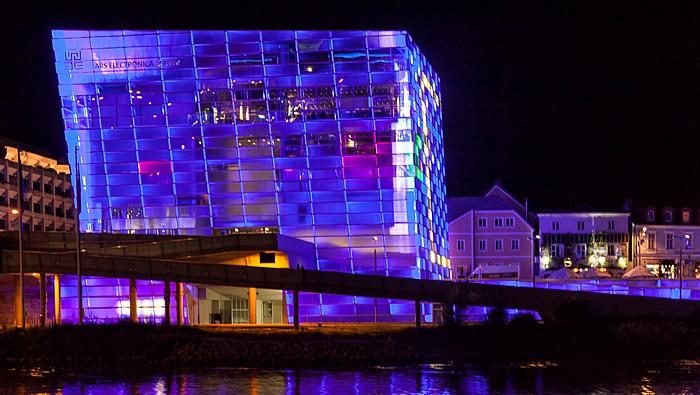 Linz Donau, Ars Electronica Center