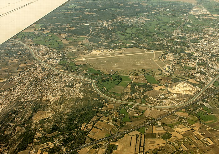 Luftbilder 2013 flug m nchen marseille 2 bild for Base 701 salon de provence