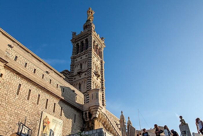 Marseille Basilique Notre-Dame-de-la-Garde
