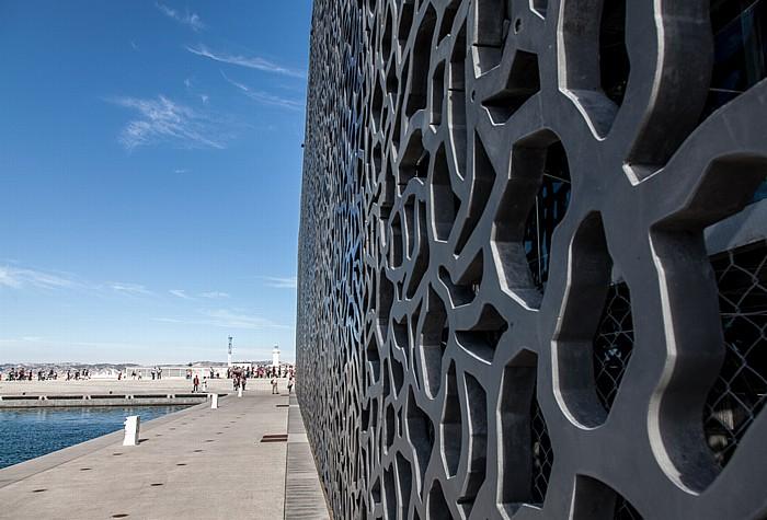 Marseille MuCEM (Musée des Civilisations de l'Europe et de la Méditerranée)