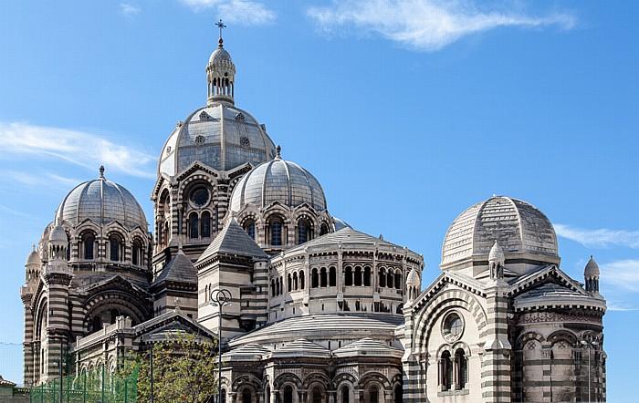 Marseille Cathédrale Sainte-Marie-Majeure (La Major)