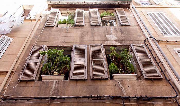 Marseille Le Panier: Rue Miradou