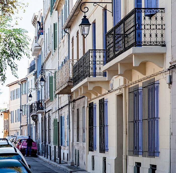 Marseille Le Panier: Rue des Moulins