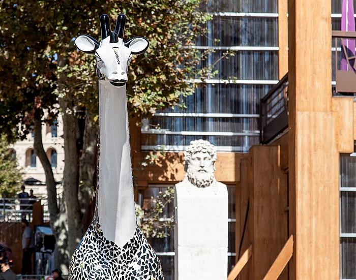 Marseille Place Villeneuve-Bargemon