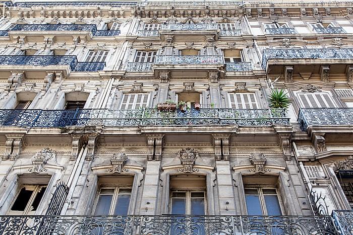 Marseille La Canebière