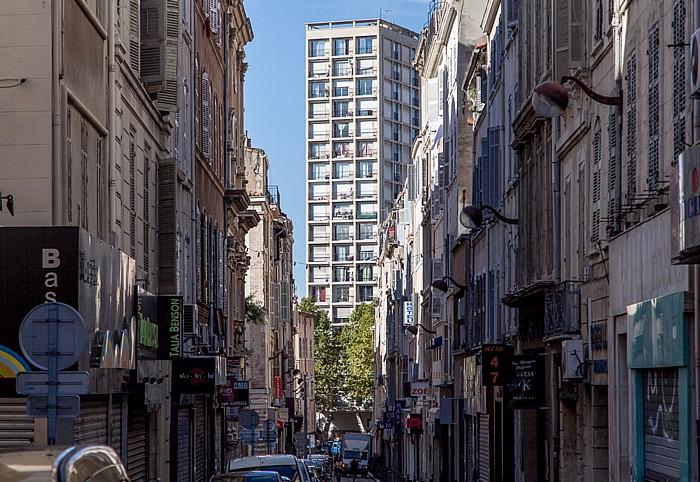 Marseille Rue Tapis Vert