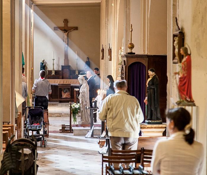 Marseille Église de la Mission de France