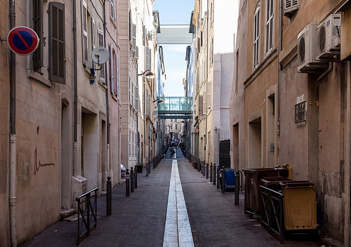 Marseille Rue du Baignoir