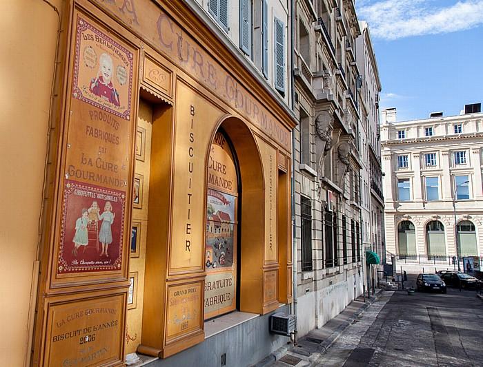 Marseille Rue Saint Ferréol / Rue des Fabres