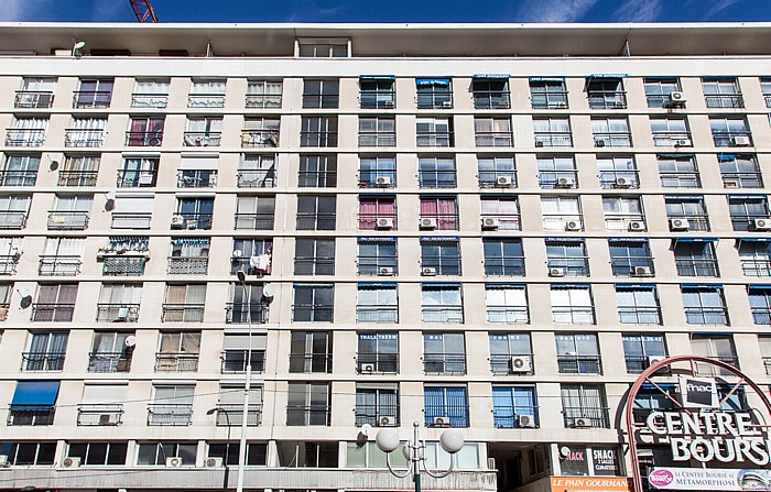 Marseille Rue de Bir Hakeim: Centre Bourse