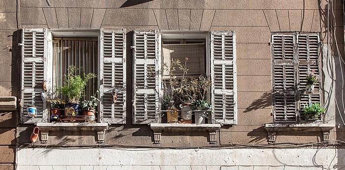 Marseille Rue Saint-Bazile