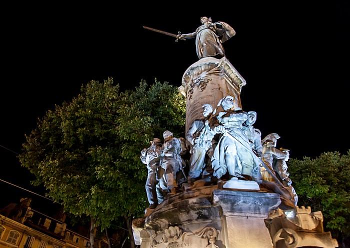 Marseille Place Léon Blum: Monument aux Mobiles