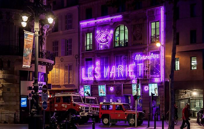 Marseille La Canebière / Rue Vincent Scotto
