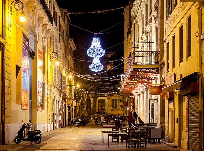 Marseille Rue du Théatre Français