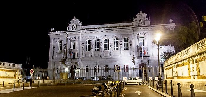 Marseille Place Auguste et François Carli: Palais des Arts