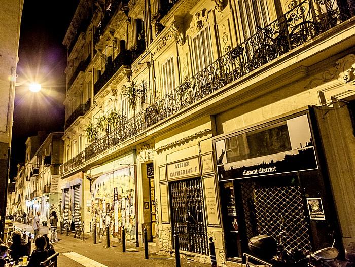 Marseille Rue des Trois Rois