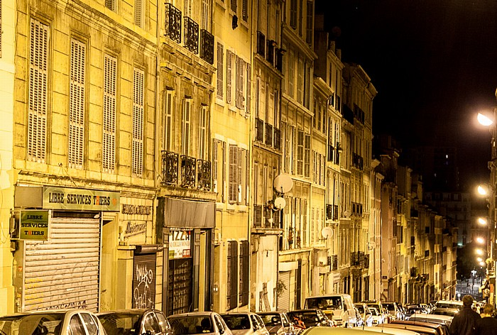 Marseille Rue Adolphe Thiers