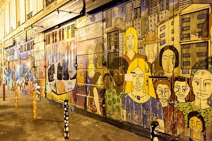 Marseille Rue Pastoret