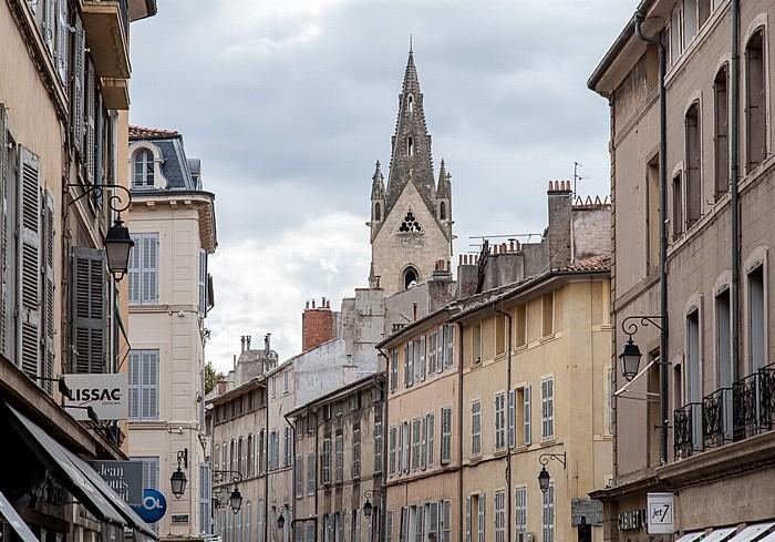 Aix-en-Provence Rue d'Italie Eglise Saint Jean de Malte
