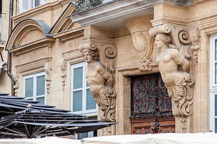 Aix-en-Provence Altstadt