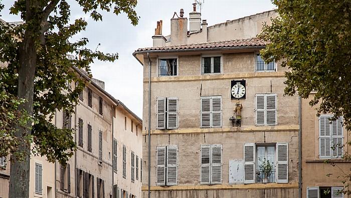 Aix-en-Provence Altstadt: Place des Prêcheurs