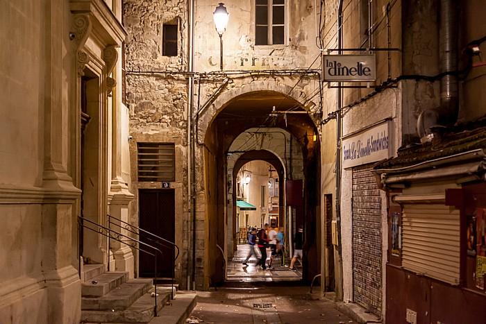 Avignon Intra-muros: Portalet de la Calandre Synagoge