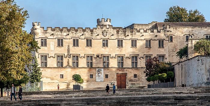 Avignon Intra-muros: Place du Palais, Petit Palais