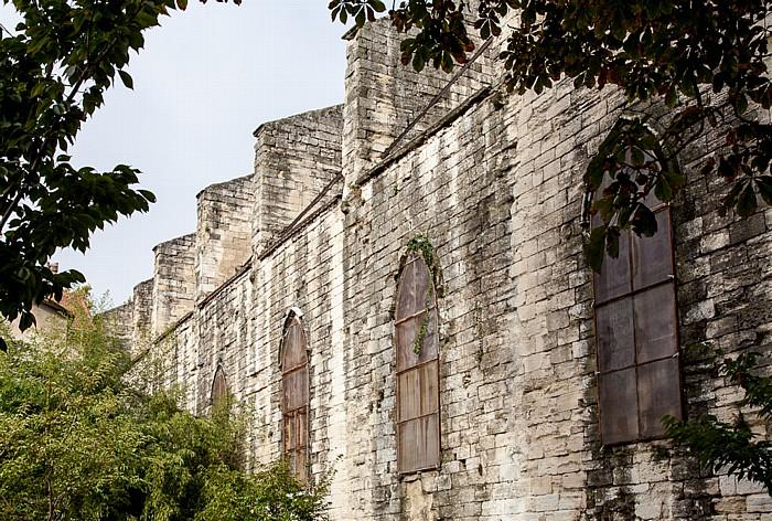 Avignon Intra-muros: Église Saint-Symphorien-les-Carmes