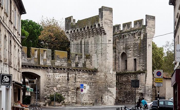 Avignon Stadtmauer: Porte Saint Lazare