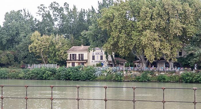 Avignon Rhone, Île de la Barthelasse
