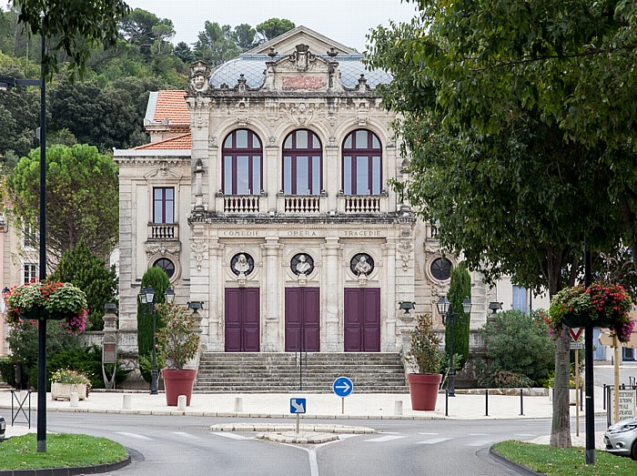 Centre-ville (Stadtzentrum): Théâtre municipal d'Orange