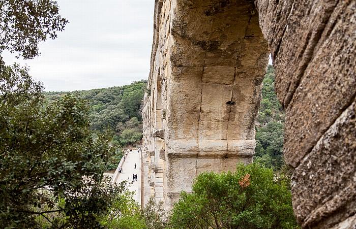 Vers-Pont-du-Gard Pont du Gard