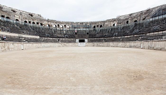 Amphitheater (Arènes de Nîmes)