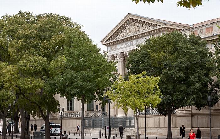 Palais de Justice de Nîmes