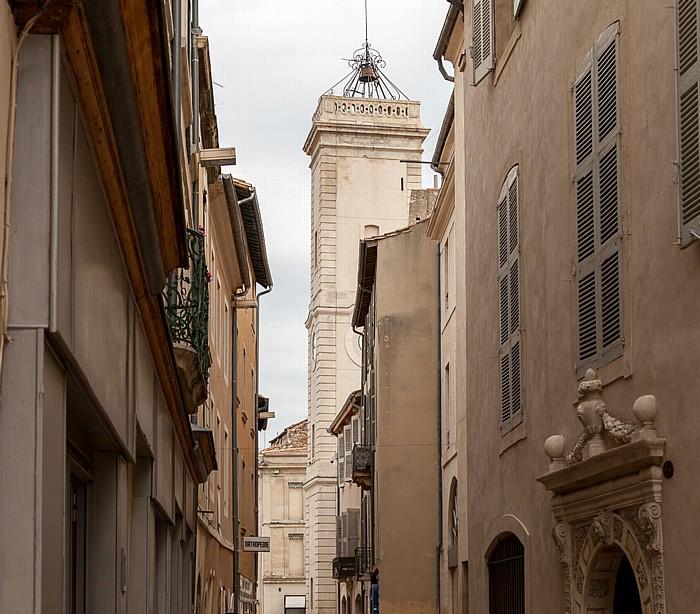 Nîmes Écusson: Tour de l'Horloge