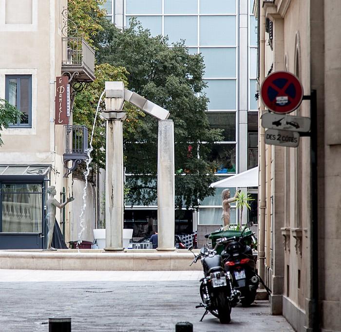 Nîmes Place d'Assas