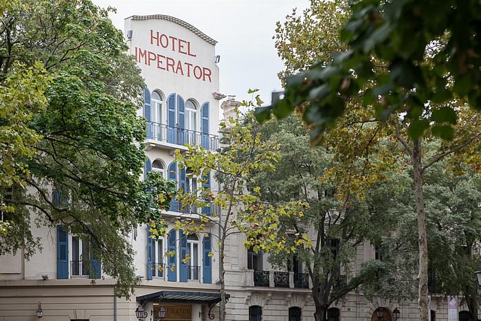 Nîmes Hotel Imperator Concorde