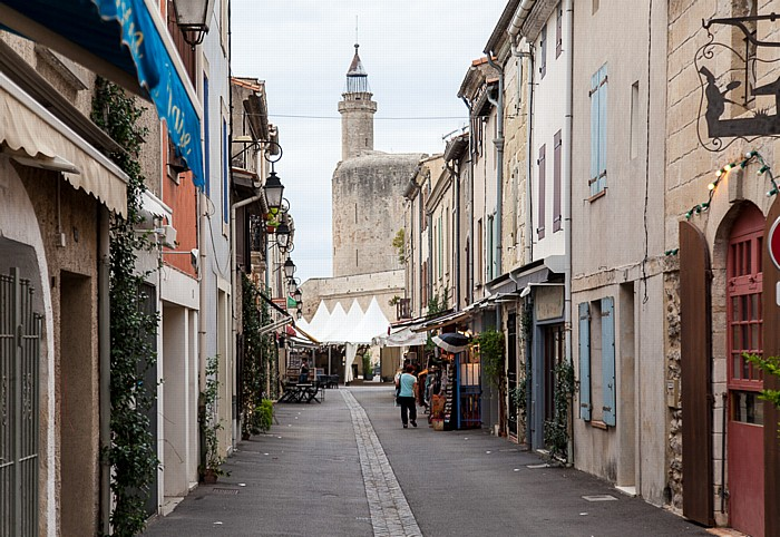 Aigues-Mortes Intra muros Tour de Constance