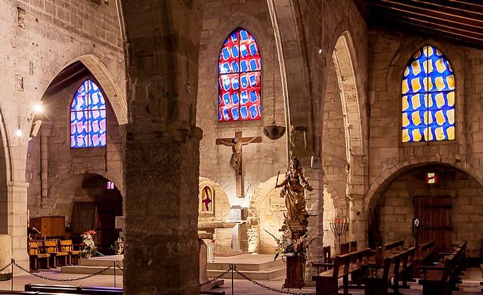 Aigues-Mortes Église Notre-Dame-des-Sablons