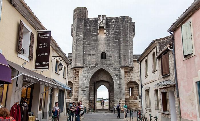 Aigues-Mortes Intra muros: Porte des Moulins