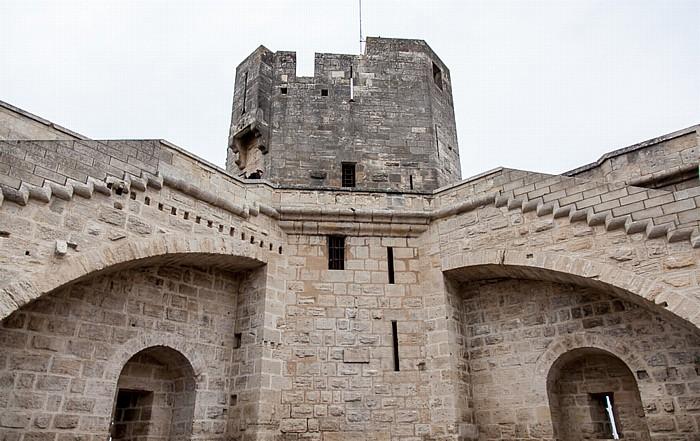 Aigues-Mortes Intra muros: Tour des Bourguignons