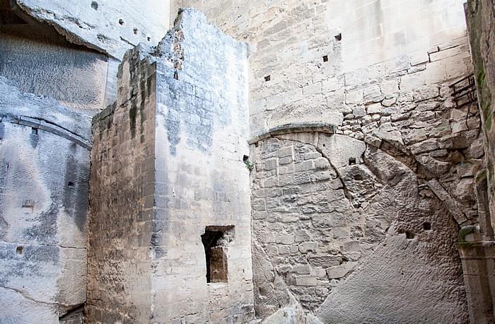 Les Baux-de-Provence Burgruine Château des Baux